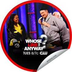 Whose Line is it Anyway? Laila Ali