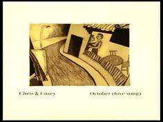 "Chris Cosey-October Love Song 12"""