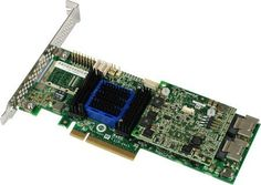 Adaptec RAID 6405 4-Port PCI-Express 2.0 x8 SAS/SATA RAID Controller Card by Adaptec. $362.22. SpecificationsMfr Part Number: 2270000-RFeatures: 6 Gb/s throughput at each port PMC-Sierra PM8013 Dual Core RAID on Chip (ROC) SAS 2.0 interfaces and PCIe Gen 2 Host Connection 4-port low-profile MD2 Supports up to 256 SATA or SAS devices Enclosure management support via LED header and SES2/ SGPIO Intelligent Power Management - Reduces power and cooling costs by as m...