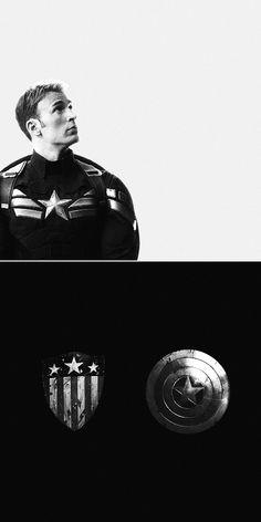 Captain America: suit up.