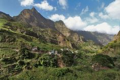 Santo Antao - im Paul-Tal Mountains, Nature, Travel, Saints, Santiago, Tourism, Rice, Island, Africa