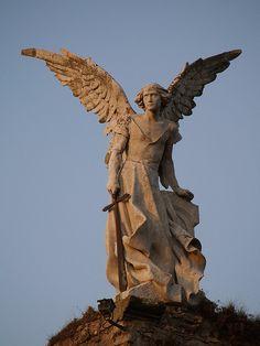 Angel by Angel Armendariz, via Flickr --- La Rose Le Baton Chronicles http://www.blamehelenabooks.com
