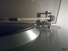 DIY magnetically suspended tonearm