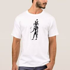 Khensu - God of ancient Egypt. Khensu T-Shirt - click/tap to personalize and buy