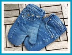 In the Christmas bakery antetanni sews oven gloves (Instructions Freebook) - antetanni-naeht-oven - Diy Jeans, Reuse Jeans, Diy With Jeans, Jean Crafts, Denim Crafts, Upcycled Crafts, Diy Clothing, Sewing Clothes, Jean Diy
