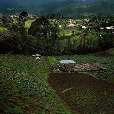 Corregimiento de #Aldana. #Nariño y sus #paisajes #agrícolas.  Corregimiento of Aldana. Nariño and its  #agrícultural #landscapes.  #picoftheday #photooftheday #instagood #instalike #love #like4like #BestoftheDay #Canon #Canonistas #naturaleza #nature #SanJuanDePasto