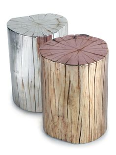 charming natural wood stump side table and wood stump table top