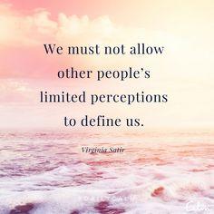 . #perception #define