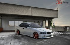 BMW e36 M by cg-design