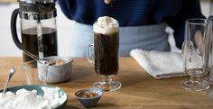 irish coffee starbucks recipe