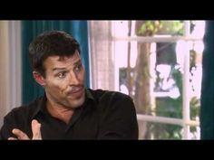 Tony Robbins' Tough Childhood - Oprah's Next Chapter