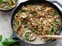 What's cooking? Alton Brown's Best Ever Green Bean Casserole