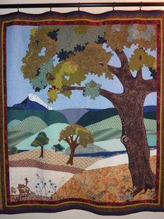 Quilt by Carolyn McDaniel 2012