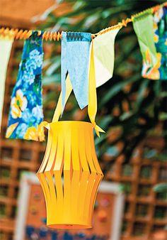 Mãe de Dois e de Uma! » Blog Archive » Inspiração da semana: ideias para decoração de Festa Junina