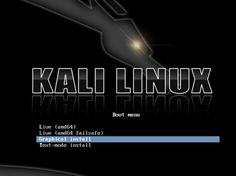 Resultado de imagen para kali linux gif