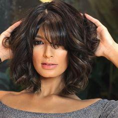 Today ! ♀️♀️✨✨✨ HAIR: @ro.hsiqueira MAKE: @adrianoliveira . @mghairdesign @mbiaggi ❤️❤️❤️ . #makeup #hair #hairstyle #haircut #cabelocurto #curtodivo