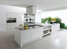 Recuerda que para que una cocina sea elegante y funcional, todo empieza por el buen diseño y decoración... Para más información ingresa a: http://fotosdecasasmodernas.com/diseno-una-cocina/