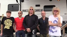 Def Leppard message for Japan - YouTube