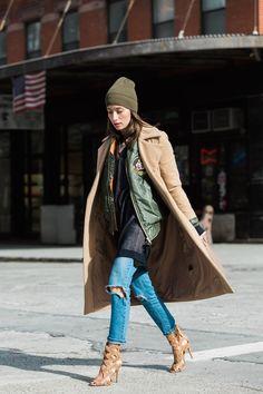 alex closet new york street style casual simple style