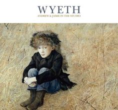 Father and son artists Andrew Wyeth (19172009) and Jamie Wyeth (b. 1946) are among the most celebrated American realist painters of the 20th century. Despite their similar habits of mind, studio pract