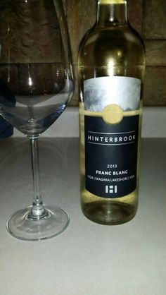 Franc Blanc from @hinterbrook ! On to do list to uncork!