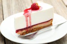 30 perces tejszínes-málnás süti | femina.hu