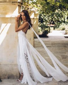 Because every girl deserves to have her dream wedding dress, we got you a collection of lace wedding dresses that will definitely blow your mind. These dresses are handmade by Grace Loves Lace. They specialize in Lace Beach Wedding Dress, Gorgeous Wedding Dress, Dream Wedding Dresses, Bridal Dresses, Wedding Gowns, Lace Wedding, Lace Dresses, Wedding Bells, Unconventional Wedding Dress