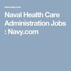 Medical Technology Jobs in the US Navy : Navy.com | United States ...
