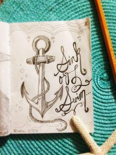 Day 8 Sketch (Bridgette) #30daysketchbookchallenge