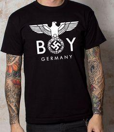 $179.00 Playera Hitler Boy Germany (Not London) - Jinx