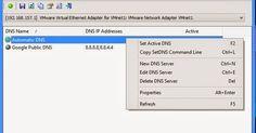 Σε προηγούμενες αναρτήσεις έχουμε αναλύσει αρκετές φορές την έννοια του DNS (Tο Domain Name System ή απλά DNS είναι ένα σύστημα ονοματοδοσίας για δίκτυα υπολογιστών που χρησιμοποιούν το πρωτόκολλο IP. Το DNS μπορεί και αντιστοιχίζει ονόματα με διευθύνσεις IP ή άλλα ονόματα στο διαδίκτυο ή κάποιο άλλο δίκτυο και επιτρέπει την ανεύρεση ενός εξυπηρετητή (server) ή μιας υπηρεσίας σε έναν εξυπηρετητή χρησιμοποιώντας ένα όνομα) και τη σημασία που έχει για την ασφάλεια και την ταχύτητα περιήγησης…