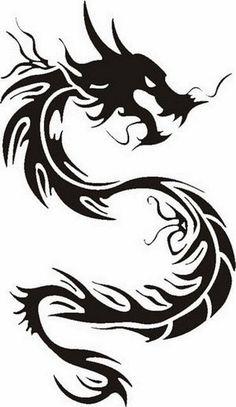 Dragon tribal