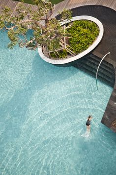 Hilton Pattaya Revisit : Landscape Design By TROP