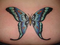 colorful-butterfly-tattoo