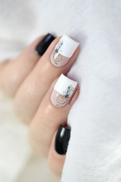 Imagen de nail polish, nails, and nail art