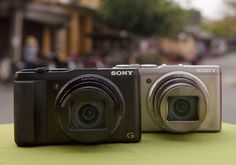 Sony DSC-HX50V, the smallest and lightest superzoom camera!