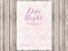 Pink Lace Shabby Chic Bridal Shower Game Printables, Bachelorette, Wedding Shower BS51