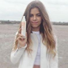 #mimielashiry go-to for #texturedhair #SeaSaltTextureSpray Hair: Rachel Vitullo using #ELEVENAustralia