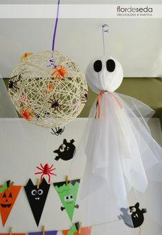 decoração de halloween - Pesquisa Google