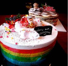 보기만 해도 행복한 크리스마스 케이크 12선