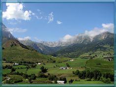 Pyrenees Atlantiques plateau de lescuns 3 Le plateau de Lescuns
