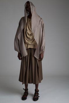 Vintage Zoran Hooded Jacket