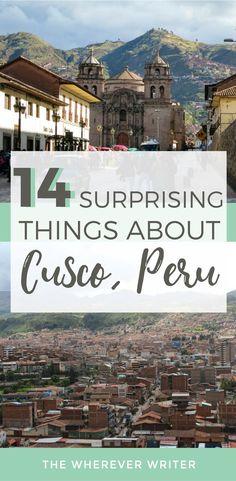 Cusco travel tips | Peru travel tips | Cuzco, Peru | Machu Picchu | Trip to Peru