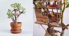 En plus d'être décoratives, vos plantes d'intérieur pourraient bien vous rappeler votre enfance! On a tous construit des cabanes dans les