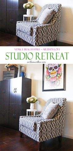 Studio Retreat : Ven
