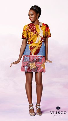 SMASHING CLASHING | inspirational daywear for wedding occasions | #vlisco #wedding