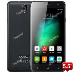 CUBOT H1 13MP MTK6735P 64-bit Quad-core Android 5.1 2GB RAM 16GB ROM 5200mAh Battery Android Phone