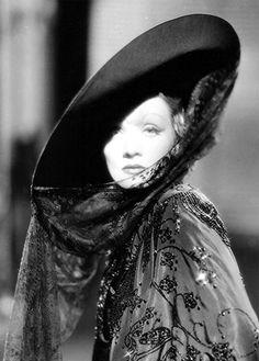 von Sternberg/Dietrich:The Devil is a Woman, 1935. Marlene Dietrich. Costumes by Travis Banton.
