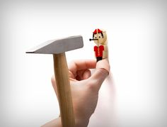 I give this product a Thumbs up! | Yanko Design