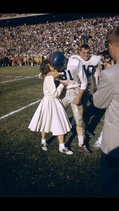 Billy Kinard, Paige Cothran, Ole Miss Rebels, 1956 Cotton Bowl